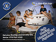 Safe Boating Certificates Middlesex County | Old Saybrook CT