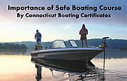CT Boating License | Connecticut Boating Course | Safe Boating License