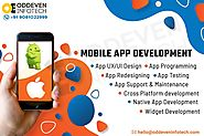 Mobile App Development Service, iOS & Android App development | Oddeven Infotech