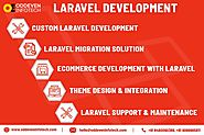 Laravel Web Development Services | Oddeven Infotech
