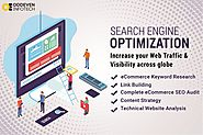 Excellent E-Commerce SEO Services | Oddeven Infotech