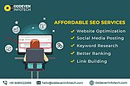 Affordable SEO Services in India | Oddeven Infotech