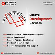 Top Laravel Development Company in India