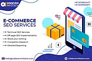 E-Commerce SEO Services | Increase Sales with Oddeven Infotech