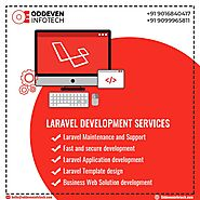 Laravel Development Services in India