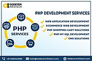 Prime PHP Development Services in India