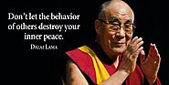 Life Lessons With The Help Of Some Quotes By The 14th Dalai Lama - Thrive Global