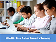 Mile2® - Live Online Security Training