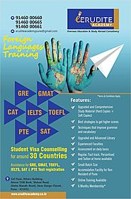 GRE TUTORIAL/ CLASSES IN WAKAD