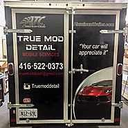 Get The Noticeable Trailer Graphics Wraps At Sign Source Solutions