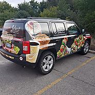 Advertise On Your Vehicle And Create Exposure For Your Company