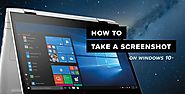 4 Easy Methods of How to Take a Screenshot on Windows 10