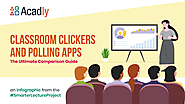 Classroom Clickers and Polling Apps | The Ultimate Comparison Infographic