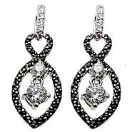 Buy Silver Earrings in online