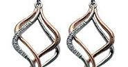 Silver Earrings Add Magnificence to a Personality
