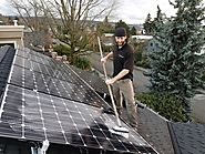Window Cleaning - Top 2 Bottom Services - Washing Solar Panel, Skylights, Windows and more!