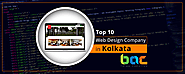 Top 10 Website Design and Development companies in Kolkata