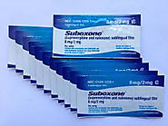 Buy Suboxone Sublingual Film Online-Suboxone Film Dosage