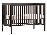 TheStork Craft Sheffield Fixed Side Convertible Crib