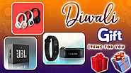 unique Diwali gift items | electronic gift items | portable Music speakers