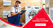 What are the factors required for starting a laundry business?