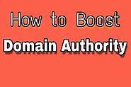How to Boost Your Domain Authority in 2019 - Tech With Logic