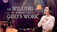 "2019 Gospel Music Video ""I'm Willing to Submit to God's Work"" 