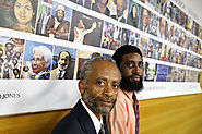 Hampton alum, father create 'I AM 400' banner honoring 400 years of African American achievement - Daily Press