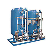 Iron filtration plant manufacturer in Delhi NCR, Haryana pan India Neelam Water Technologies Pvt. Ltd.