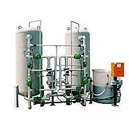 Softener plant Manufacture in Delhi NCR, Haryana pan India Neelam Water Technologies Pvt. Ltd.