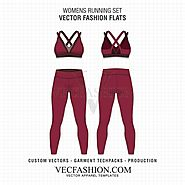 WOMEN'S RUNNING SET