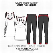 WOMEN'S RUNNING TRACKSUIT