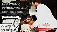 Best Tips of Wedding Perfection with Limo Service in Boston