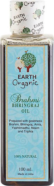 Brahmi Bhringraj Hair oil