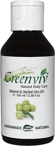 Greenviv Natural Herbal Oil