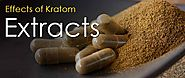 Kratom Extract Effects: How Beneficial or Harmful Is Kratom?