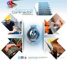 Electrical Contractor easy flash website template