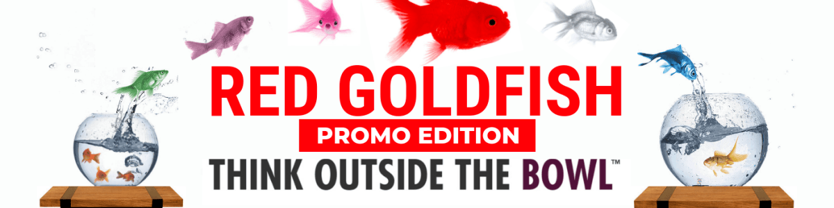 Headline for Red Goldfish Promo Edition Project