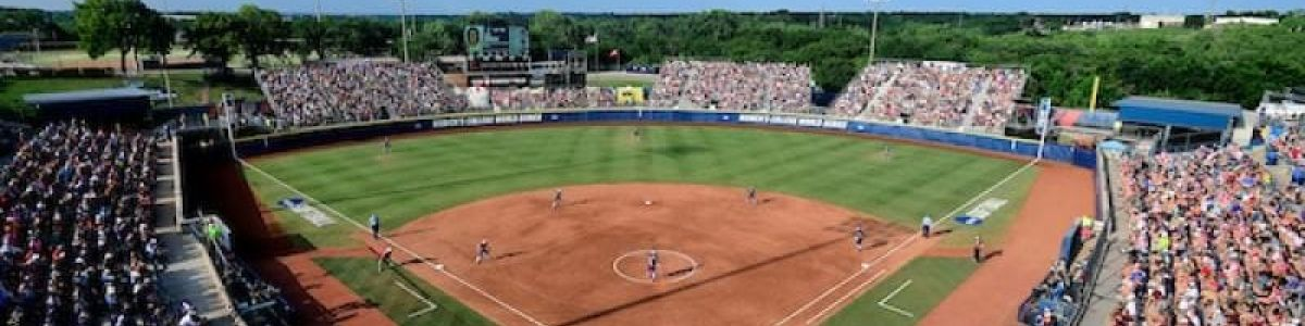Headline for Women's College World Series 2019