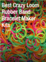 Best Crazy Loom Ruber Band Bracelet Maker Kits