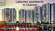 Lakeview apartments in Chennai