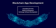 blockchain application development company