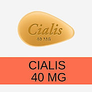 Cialis 40mg online | Purchase Right Dosage of Tadalafil 40mg