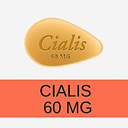 Generic Cialis 60 mg at best price | Get Tadalafil 60mg at max discount
