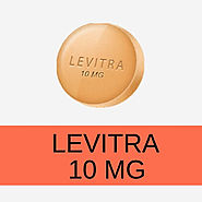 Order Levitra 10mg Online - Vardenafil 10mg Tablets at Lowest Price