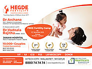 Free Fertility Camp - Janani Hospital - Jagitial