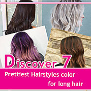 Discover 7 Prettiest Hairstyles color for long hair • Beequeenhair Blog