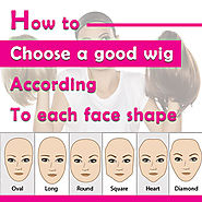 Disclosure: How to choose a good wig according to each face shape • Beequeenhair Blog