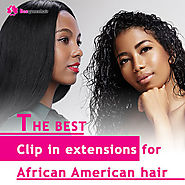 The best clip in extensions for African American hair • Beequeenhair Blog