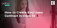 How to Create Employee Contract in Odoo 13